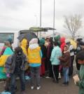 Hilfe für Flüchtlinge in Idomeni, Griechenland