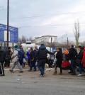 Hilfe für die Flüchtlinge in Serbien