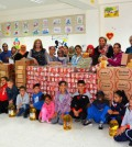 Hilfe für syrische Flüchtlingskinder und tunesische Waisenkinder in Tunesien