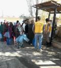 Hilfe für syrische Flüchtlingsfamilien im Libanon