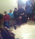 Zelte, Hilfsgüter und Trost für syrische Flüchtlinge im Libanon – November bis Dezember 2015