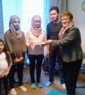 Hilfe für Flüchtlinge in Ungarn