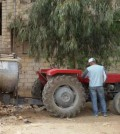 Providing Drinking Water for Displaced Families in Sahnaya, Syria