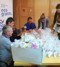 Flüchtlingshilfe in Slowenien