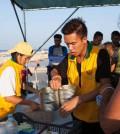 Weitere Unterstützung für Flüchtlinge auf der Insel Chios (Griechenland)