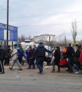 到塞爾維亞援助難民