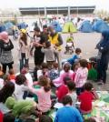 援助在希臘雅典的難民~更新至2016年7月29日
