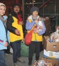 援助難民的工作得到希臘普羅尼報的認可