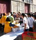 帶給希臘難民愛與協助